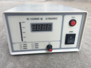 China Made in China ultrasonic generator for Ultrasonic Label Cutting Machine on sale