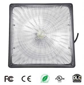 China 8000 Lumens 65W LED Parking Garage Lights Emergency Backup 5000 K UL DLC 120 V on sale