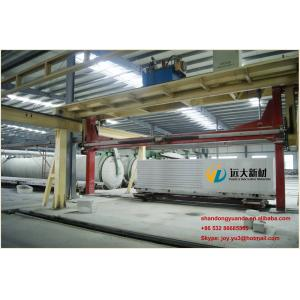 China Autoclaved Aerated Concrete Hebel Panel on sale