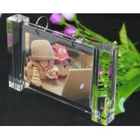 acrylic desktop photo picture frame
