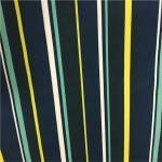 Double Two Way Stretch Lightweight Polyester Fabric High Air Permeability
