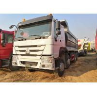 HOWO 40 Ton Dump Truck Heavy Duty Dump Truck 12 Wheel Dump Truck 30 Cubic Cargo