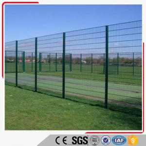 China Hot sale factory export powder or PVC coated galvanized hot dip welded wire fence wire mesh ISO9001/BV certificate on sale