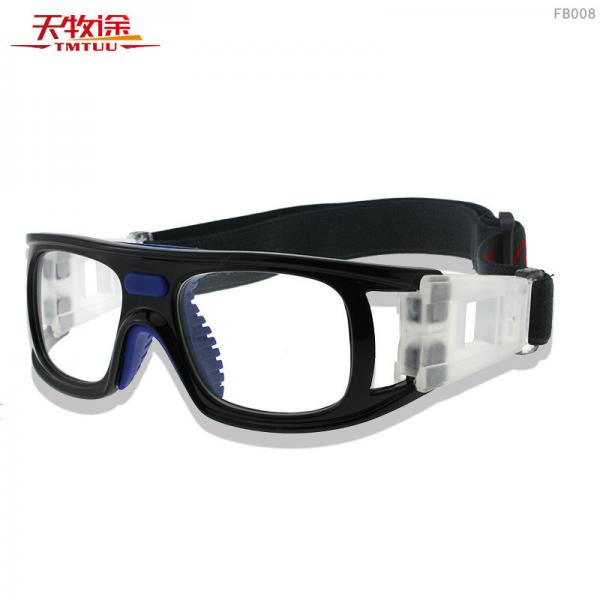 29b0546a9f Safety Goggles Match ANSI Polycarbonate Detachable Prescription Basketball  Images