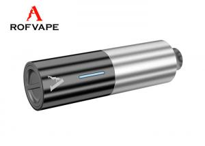 China Mini Size Black Portable Dry Herb Vaporizer Pen Ce / Rohs Approved on sale