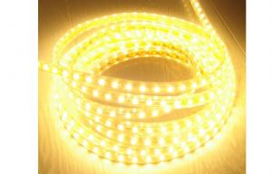 China High Voltage 5050 SMD Strip Light , IP67 Waterproof Flexible LED Strip Light With CE RoHs on sale