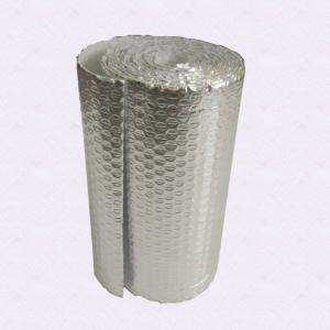 China Building Material Aluminum Foil Double Air Bubble Foil Insulation for Reflective Sound Heat Insulation on sale