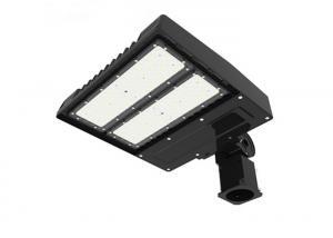 China 200 Watt Led Parking Lot Lights 50-60 HZ , Led Shoebox Light 34000 Lm Lumen on sale