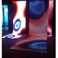 China Ultra Light High Brightness Flexible Led Video Wall P4 Indoor Led Display 1/16 Scan on sale
