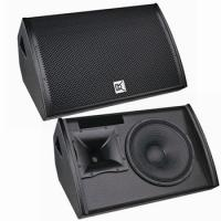 China Professional Black Passive / Active Stage Monitors With 15 Inch Titanium Driver on sale