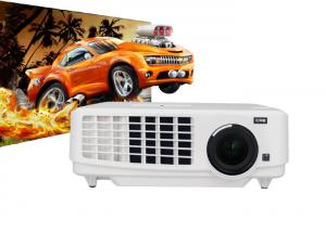 China Mobile Phone TV Image LED Video Projector For Home / Business / Education Use on sale