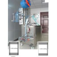 SS Back Sealing Liquid Packing Machine For Fruit Juice / Milk / Ketchupe