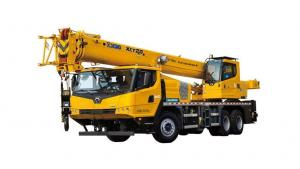 China XCMG XCT20L4 Truck Crane / Telescopic Boom Crane With Lifting Capacity 20 Ton on sale