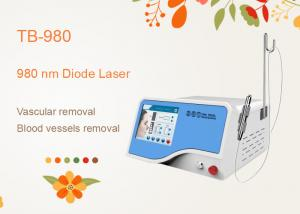 China Energy 20W 30W Laser Diode 980nm Spider Veins On Face Treatment Vascular Removal on sale