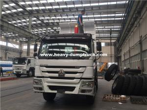 China SINOTRUK HOWO Dump Truck 6x4 18 CBM With HF9 Front Axle and HC16 Rear Axle on sale