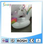 China Funny Pvc Inflatable Water Park Unicorn Water Toy Pool Float wholesale