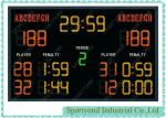 Wireless Handball Electronic Digital LED Scoreboard With Scores display boards
