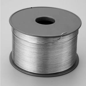 China Electric fencing wire  Aluminum alloy  wire for electric fence Single Stranded wire  Electric fence wire on sale