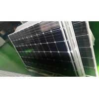Solar Power Station Mono Crystalline Solar Cell Panel 250W Excellent Anti Aging EVA