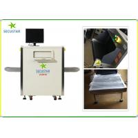 Hand Bags X Ray Baggage Scanners Small Tunnel Size With Extension Trays