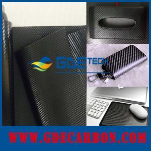 China carbon fiber handbag tpu leather on sale