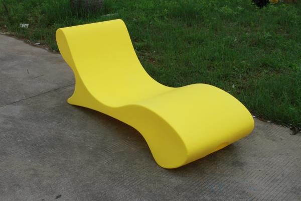 Awesome Custom Glow Outdoor Pool Furniture Lightweight Chaise Pool Short Links Chair Design For Home Short Linksinfo