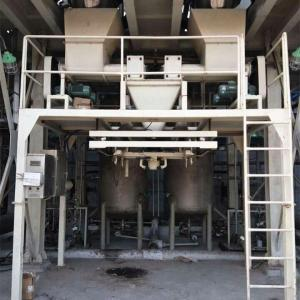 China Limestone Powder FIBC Bulk Bag Filling Equipment ISO9001 Certificate on sale