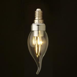 China vintage bulb 4w E14,B22,E26 ,E27, dimmable rustic ,retroStyle warmwhite glass aluminum on sale