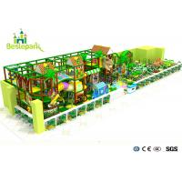 Customized Size Fun Indoor Places For Toddlers Anti - Static ROHS Certification