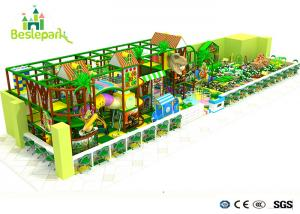 China Customized Size Fun Indoor Places For Toddlers Anti - Static ROHS Certification on sale