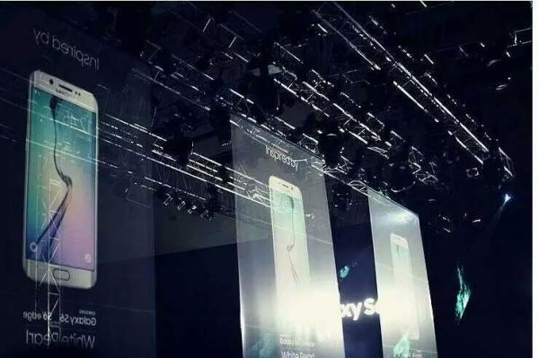 White Net Screen Holographic Projection Screen for Hologram Product