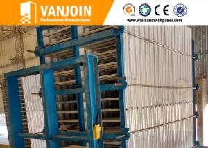 China Vertical Version Eps Cement sandwich panel machinery with Mixing System on sale