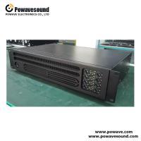 PA series 2U power amplifier multi channel public address power amplifier PA amplifier