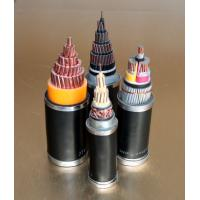 China Copper Conductor XLPE Insulated Armoured Fire Resistant Power Cable BS6387 on sale