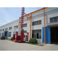 Building material Hydraulic Lift Platform construction tower hoist