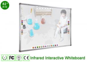 China IR Interactive Whiteboard for Business , Durable Surface Portable Interactive Whiteboard on sale