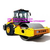 XCMG Vibratory Road Roller XS183J Weight 18000kgs/18t 118KW Shangchai Engine, Euro II