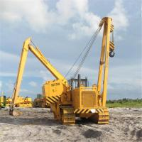 Daifeng 70 Ton Side Boom Road Construction Machinery DGY70H Pipeline Equipment