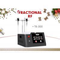 3mm Depth Face Lifting Fractional RF Microneedle Machine , Bipolar RF Skin Tightening Equipment