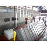 Máquina de hacer hielo del bloque de 5 toneladas, producción de la máquina del fabricante del bloque de hielo alta