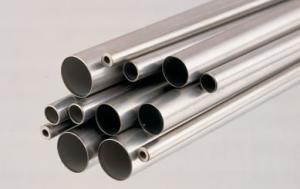 China SAE J526 UNS G10080 / UNS G10100 Cold Drawn Welded Low Carbon Steel Tubing on sale