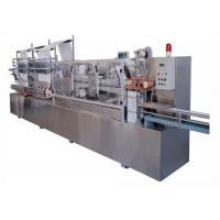 wet wipes manufacturing machine, wet wipes manufacturing machine