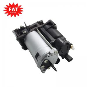 China 1643201204 Air Suspension Compressor Pump With Small Air Fitting Front For Mercedes - Benz W164 on sale