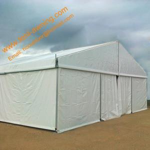 Temporary Warehouse Tent Outdoor Waterproof Aluminum Warehouse Storage Tent & Temporary Warehouse Tent Outdoor Waterproof Aluminum Warehouse ...