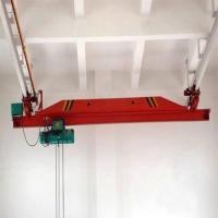 Traditional type 10ton single girder overhead crane for sale