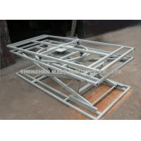 China Electric Sofa Making Equipment Lifting Table For Assembling Producing Packing on sale