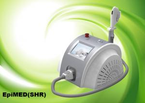 China Home Portable SHR Hair Removal Machine 650 - 950nm Painless Permanent on sale