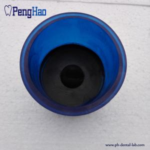 China Plastic dental mixing cup/Dental casting rings plastic/dental Casting investment ring on sale