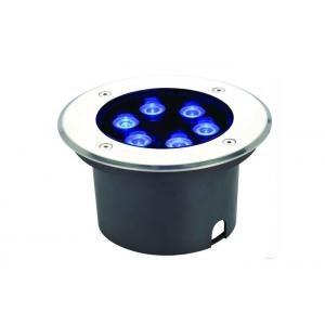 China Embedded Underground Landscape Lights IP67 304SS Wide Beam Angle Epistar Chip on sale
