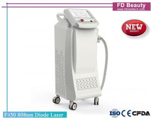 China Medical Hair Removal Diode Laser Salon Equipment with Italian Water Pump on sale